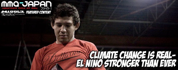 Climate change is real-El Nino stronger than ever