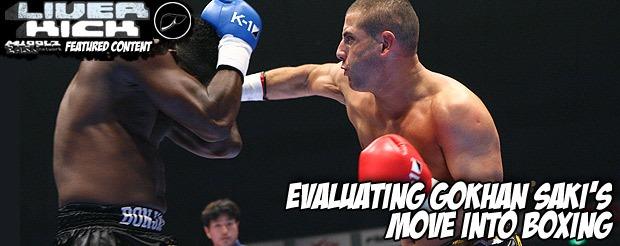 Evaluating Gokhan Saki's move into boxing