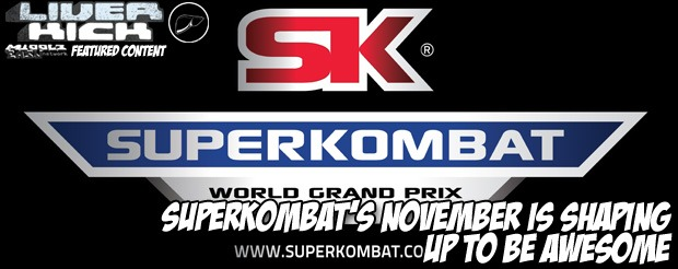 Superkombat's November is shaping up to be awesome