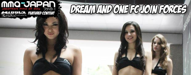 Dream and ONE FC join forces