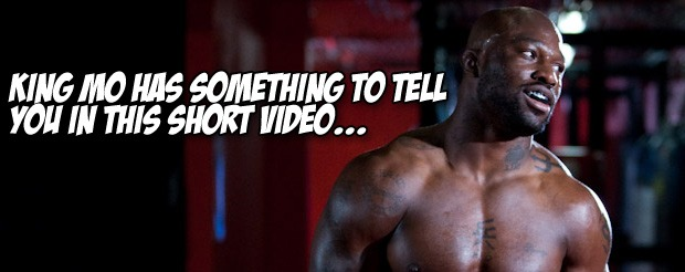 King Mo has something to tell you in this short video…