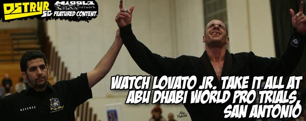 Watch Lovato Jr. take it all at Abu Dhabi World Pro Trials, San Antonio