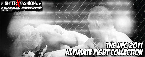 The UFC 2011 Ultimate Fight Collection