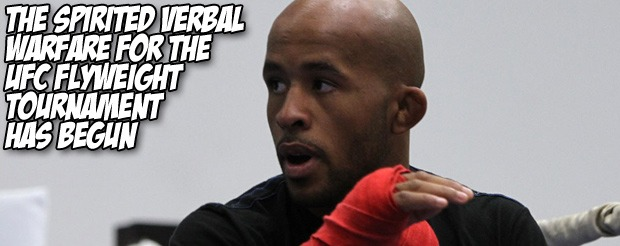 Demetrious Johnson becomes the UFC's first Flyweight champion