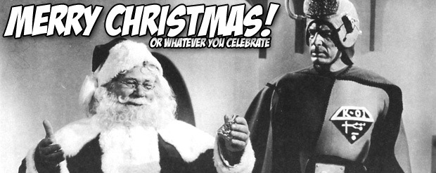 Merry Christmas…or whatever you celebrate