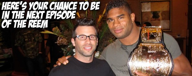 Here's YOUR chance to be in the next episode of The Reem