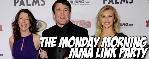 The Monday Morning MMA Link Party