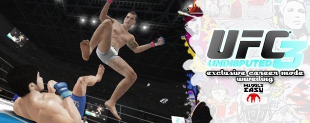 UFC Undisputed 3: Exclusive Career Mode Unveiling