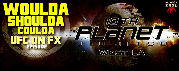 'Woulda, Shoulda, Coulda' – UFC on FX Episode