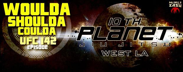 'Woulda, Shoulda, Coulda' – UFC 142 Episode