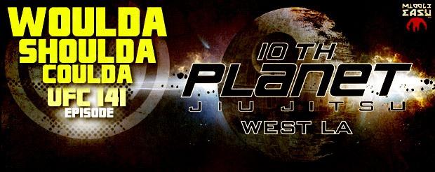 'Woulda, Shoulda, Coulda' – UFC 141 Episode