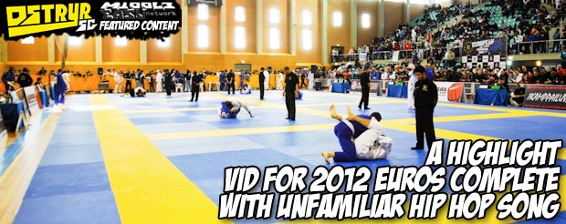 A highlight vid for 2012 Euros complete with unfamiliar hip hop song