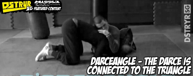 Darceangle – The Darce is connected to the Triangle