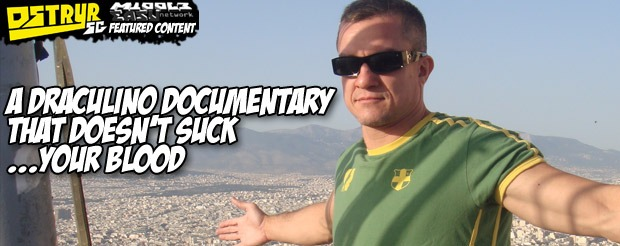 A Draculino documentary that doesn't suck…your blood