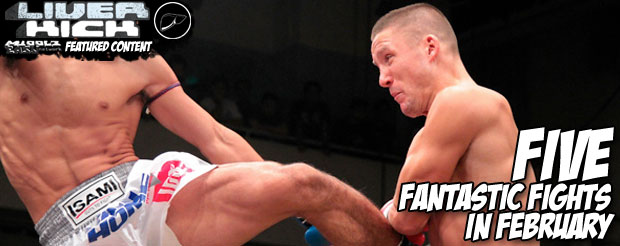 Five fantastic fights in February