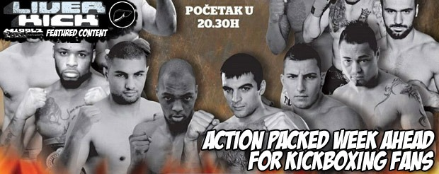 Action packed week ahead for kickboxing fans