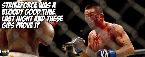 Strikeforce was a bloody good time last night and these gifs prove it