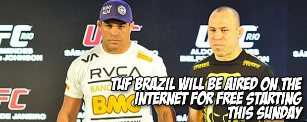 After watching this TUF Brazil video, it's clear UFC is the king of product placement
