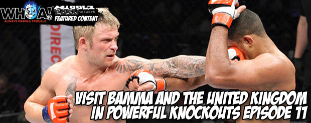 Visit Bamma and the United Kingdom in Powerful Knockouts Episode 11