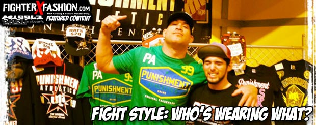FighterXFashion | Fight Style: Who's Wearing What? UFC on FX 7 Edition