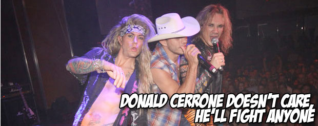 Donald Cerrone doesn't care, he'll fight anyone