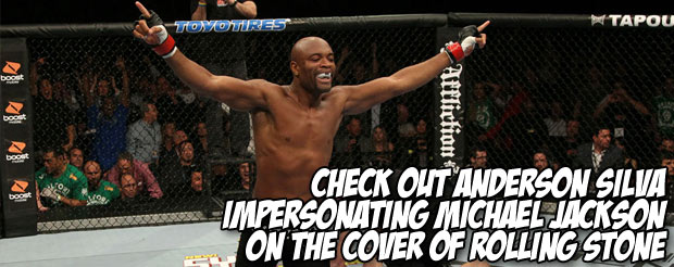 Anderson Silva's wife says Chael Sonnen can come to her BBQ, no seriously…