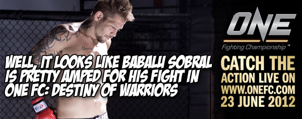 Babalu Sobral has signed with Bellator and will participate in the light heavyweight tournament
