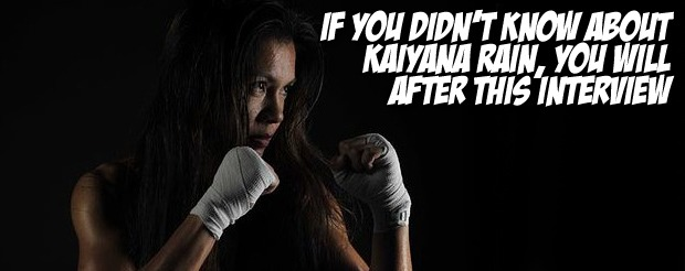 If you didn't know about Kaiyana Rain, you will after this interview
