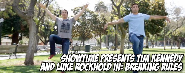 Showtime presents Tim Kennedy and Luke Rockhold in: Breaking Rules