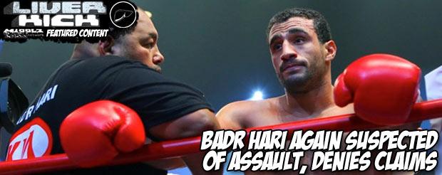 Badr Hari again suspected of assault, denies claims