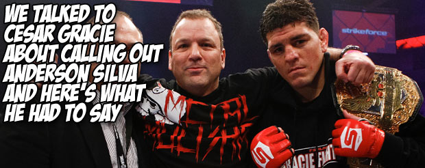 Cesar Gracie talks to us about UFC 154 and the futures of his fighters