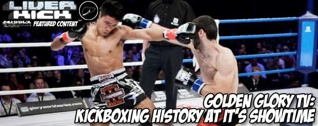 Golden Glory TV: Kickboxing history at It's Showtime