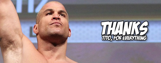 Forrest Griffin puts an end to the trilogy, and Tito Ortiz's career
