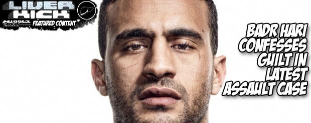 LiverKick | Photos: Skinny, post-prison Badr Hari training with Gokhan Saki at Mike's Gym