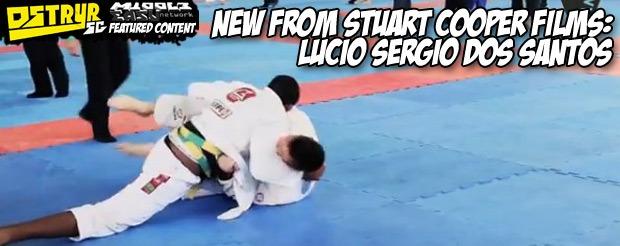 New from Stuart Cooper films: Lucio Sergio dos Santos