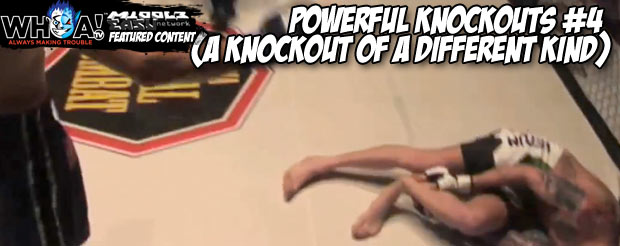 Powerful Knockouts #4
