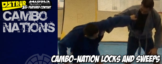 Cambo-Nation locks and sweeps