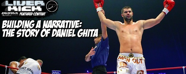 Building a Narrative: The Story of Daniel Ghita