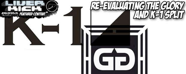 Re-evaluating the Glory and K-1 split