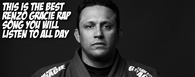 This is the best Renzo Gracie rap song you will listen to all day