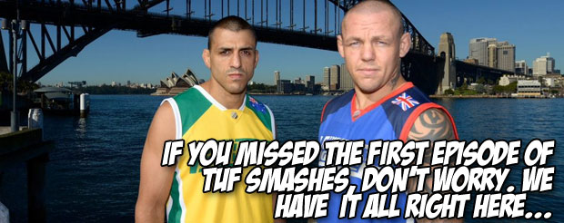 Watch the third episode of what Dana White called the craziest season in TUF history
