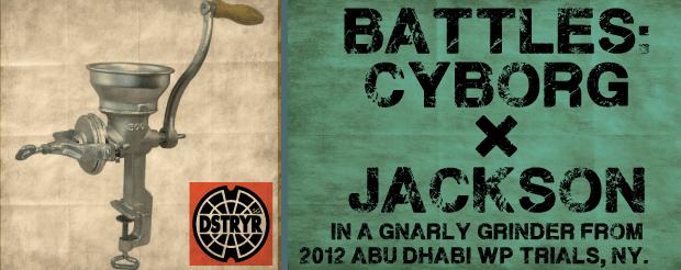 Battles: Cyborg x Jackson from Abu Dhabi World Pro Trials, New York