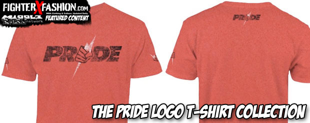The Pride logo T-shirt collection