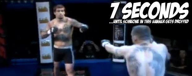 Your morning is nothing without this 7-second knockout