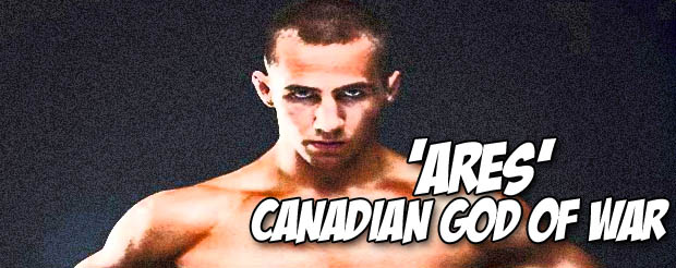 Rory MacDonald just defeated BJ Penn and then immediately called out Carlos Condit