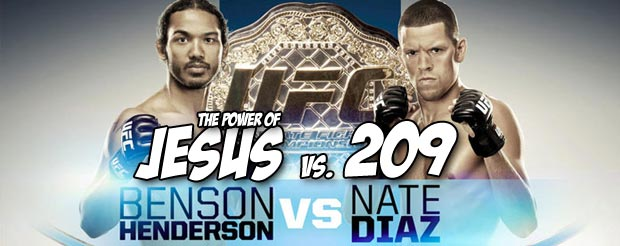 UFC is offering eight Nate Diaz and Ben Henderson fights in one amazing video for free