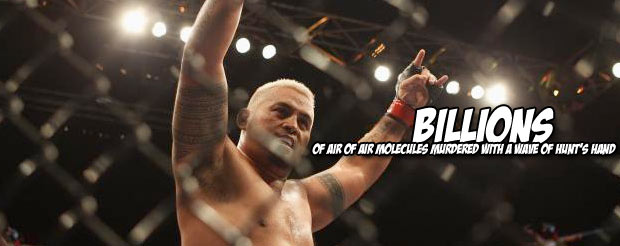 It looks like Mark Hunt and Stefan Struve will be fighting in the UFC's March visit to Japan