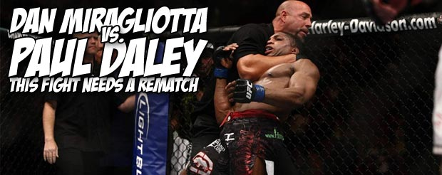 Paul Daley says he never got in a bar brawl and he's not banned from the United States