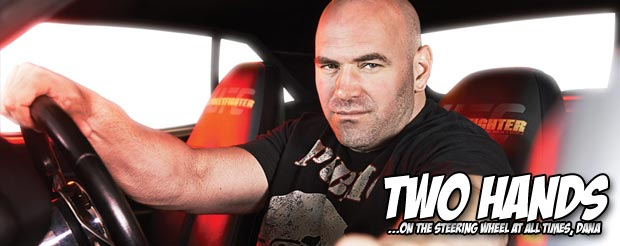 Dana White believes people 'say a bunch of stupid sh*t' about TUF' it was a homerun for FX