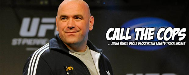Watch Dana White talk more about GSP vs. Nick Diaz and marijuana being legal in Washington